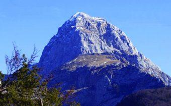 Monte Mangart 2679 m