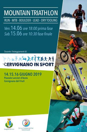 Manifesto triathlon