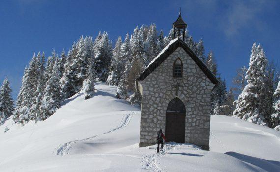 Chiesetta Madonna della neve