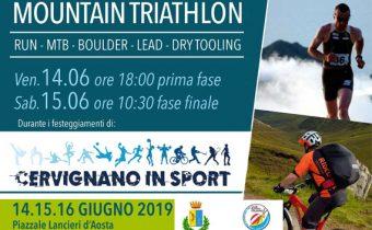 Locandina Triathlon
